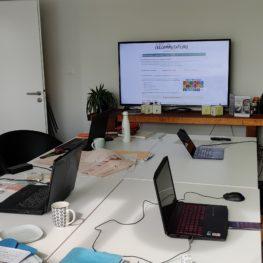 Salle de réunion Coworking St Gilles